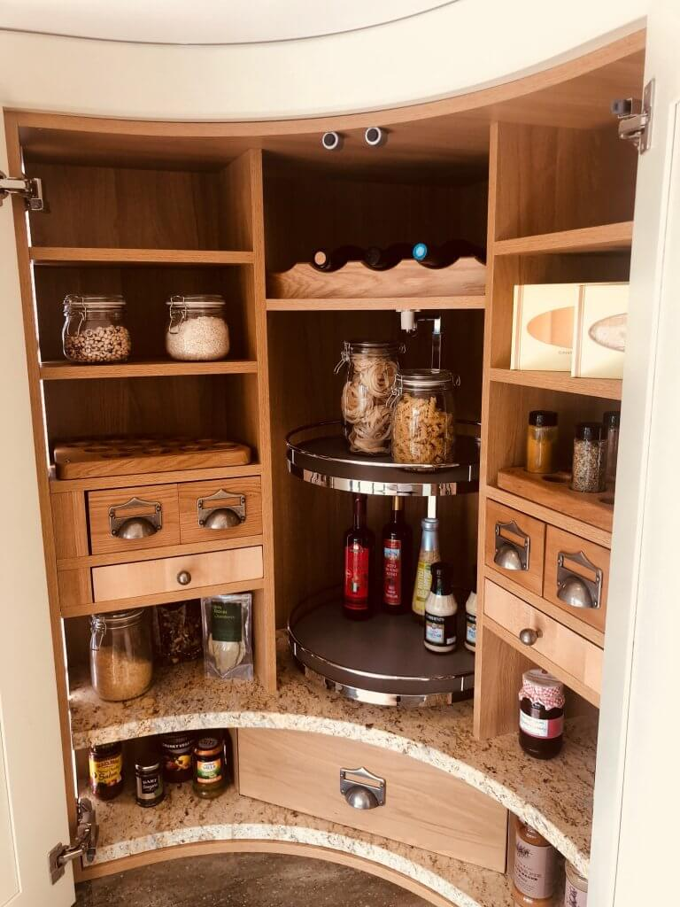 Nixons Kitchens - Pantry unit