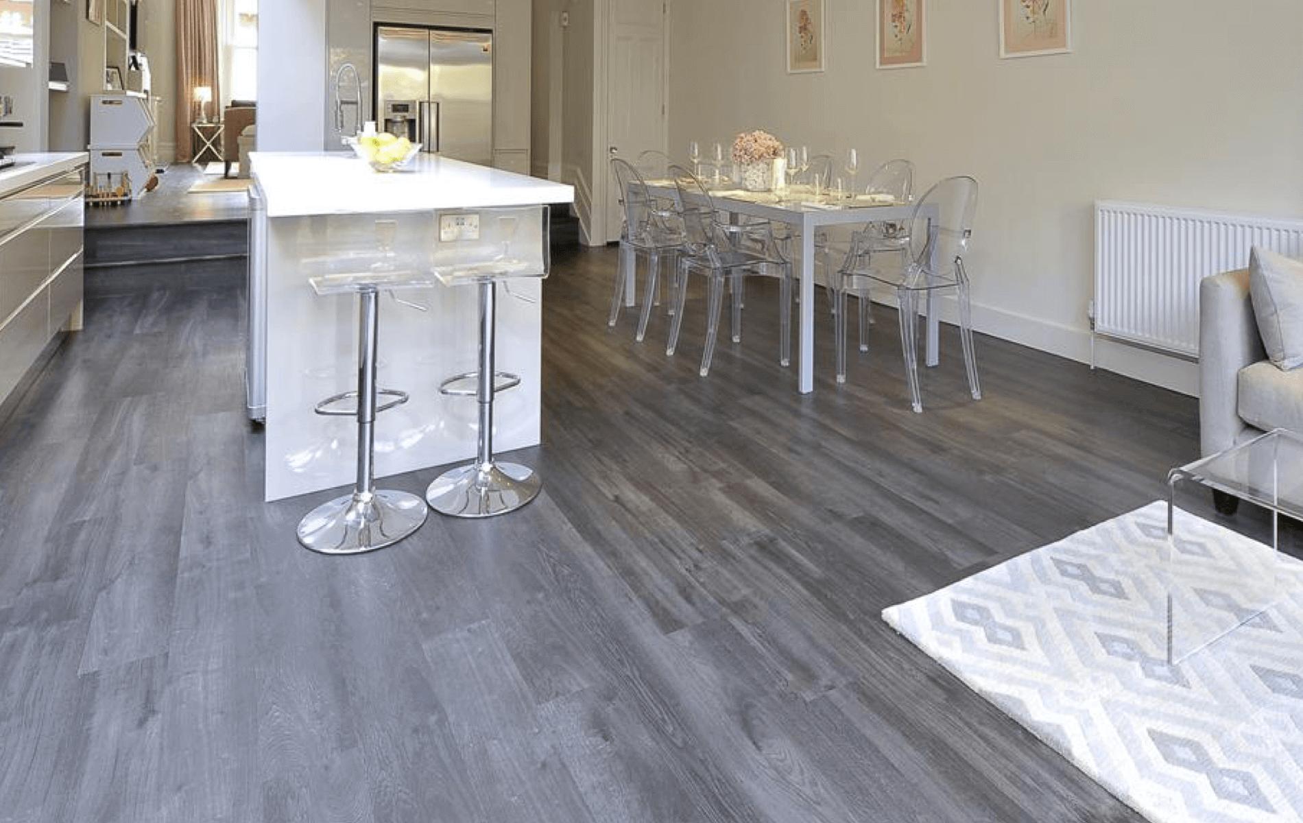 Karndean flooring · Nixons